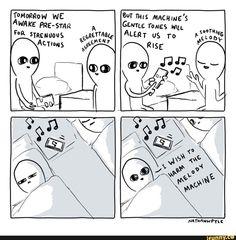 I feel you little alien dude. I feel you Funny Shit, Funny Pins, The Funny, Hilarious, Funny Stuff, Random Stuff, Memes Humor, Funny Memes, Cute Comics