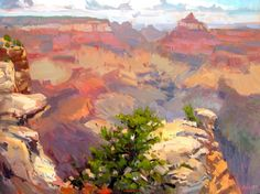 James M Coulter: GRAND CANYON at the EDGE