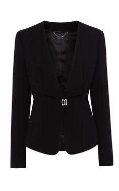 Jackets | SOFTLY TAILORED JACKET | Karen Millen Australia $445.00
