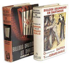 FAIRLIE, GERARD. Bulldog Drummond on Dartmoor.