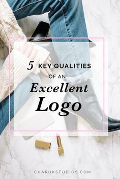 5 Key Qualities of an Excellent Logo by Charuk Studios