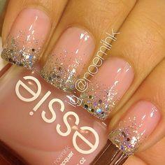 Pretty nails by   @Noemihk   Follow  @Nailsfantasy   @Nailsfantasy - @sparkleandglamour- #webstagram
