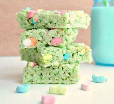Lucky St. Patrick's Day Snack Ideas
