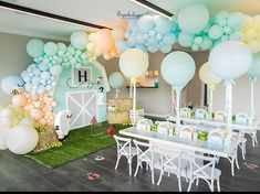 Barnyard Party, Farm Party, Backdrop Decorations, Backdrops, 1st Birthday Parties, 2nd Birthday, Balloons Galore, Party Kit, Party Themes