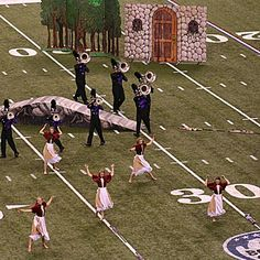 Building 30 foot tall towers for your marching band show band image result for marching band props malvernweather Images