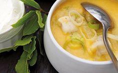 Lange er en torskefisk - dejlig fast og hvid i kødet og god i en fyldig suppe.