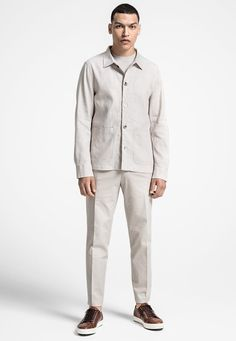 Oscar Jacobson Hannes reg shirt wash sandfärgad Fashion Inspiration, Normcore, Street Style, Shirts, Urban Style, Street Style Fashion, Dress Shirts, Street Styles, Shirt