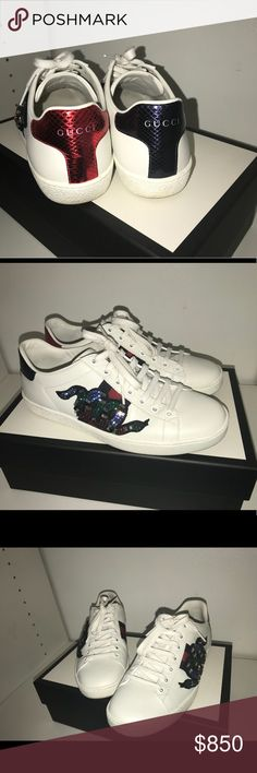 Gucci sneakers Worn 2 times Good condition Gucci Shoes Sneakers