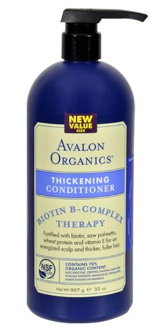 Avalon Conditioner Organic Biotin-b Complex 32 Oz