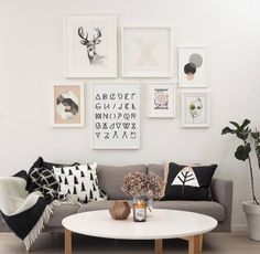 Inredning on pinterest inredning teak and interiors - Deco chambre style scandinave ...