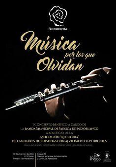'Música para los que olvidan', por la Banda Municipal de Música de Pozoblanco
