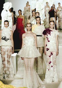 Giambattista Valli Haute Couture Winter 2013