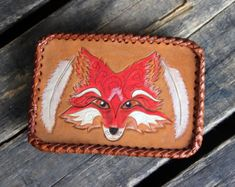 Quality leather accessories for all ages. by GypsyPlaid on Etsy Leather Belt Buckle, Western Belt Buckles, Western Belts, Leather Men, Newborn Cowboy, Baby Cowboy Boots, Baby Boots, Fox Man, Fathers Day Gifts