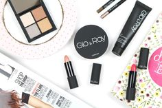 Glo & Ray Brand Overview - Sophia Meola | A Beauty, Fashion & Lifestyle Blog ♥ #bbloggers #gloandray #makeup #ellemagazine #lipstick #valentine #venus