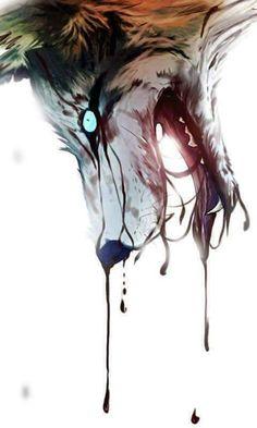 Exciting Learn To Draw Animals Ideas. Exquisite Learn To Draw Animals Ideas. Anime Wolf, Fantasy Wolf, Dark Fantasy Art, Demon Wolf, Wolf Costume, Wolf Artwork, Werewolf Art, Wolf Wallpaper, Wolf Spirit
