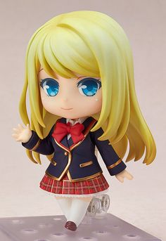 Girl Friend Beta figurine Nendoroid Chloe Lemaire Good Smile Company