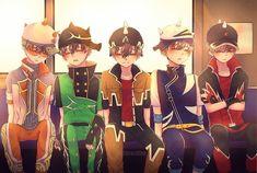 Boboiboy Anime, Anime Angel, Anime Guys, Anime Art, Anime Galaxy, Boboiboy Galaxy, Netflix Anime, Pin Art, Doraemon