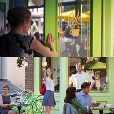 My logo design in La La Land movie with Emma Stone and Ryan Gosling :) #logo #logotype #logodesign #lalaland #lalalandmovie #ryangosling #emmastone #ckybe #shutterstock #creativemarket #cafelogo #logocafe #cafe #coffee #warnerbros