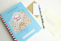 'Snail Mail' by Michelle Mackintosh. A 'Portable Magic' post. A publication. Magic S, Snail Mail, Mail Art, Book Review, Notes, Letters, Thoughts, Reading, Paper