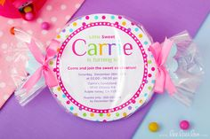 Candyland / Candy Birthday Party Ideas | Photo 57 of 96 | Catch My Party