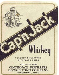 Cap'n Jack Whiskey