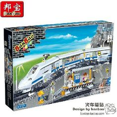 Model building kits compatible with lego city Main Train Station 3D blocks Educational model building toys hobbies for children-in Blocks from Toys & Hobbies on Aliexpress.com | Alibaba Group