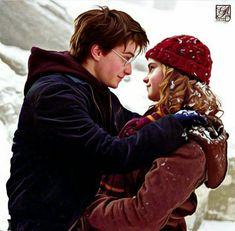 Harmony4ever Harry Potter Hermione Granger, Harry Potter Goblet, Mundo Harry Potter, Harry Potter Artwork, Harry Potter Ships, Harry James Potter, Harry Potter Pictures, Harry Potter Cast, Harry Potter Quotes