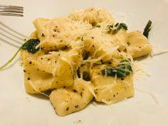 Butter Sage Gnocchi