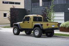 2010 Jeep Scrambler | 2010 Jeep Wrangler Brute | Flickr - Photo Sharing!