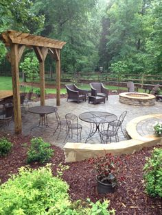 In Ground Fire Pit Ideas   Ideas Building Firepit...