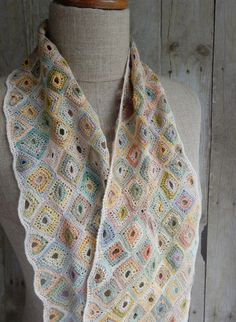 Scarves - Sophie Digard | The French Needle | French Needlework Kits, Cross Stitch, Embroidery, Sophie Digard