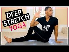 (9) 15 Min Quick & Easy Full Body Deep Stretch Yoga Workout for Beginners // Daily Morning Yoga Practice - YouTube