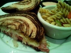 McEwen's reuben sandwich - Oxford, MS  (EatingOxford.com)