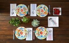 Set your table in style! Canadian Tire, Backyard, Patio, My Canvas, Bliss, Projects To Try, Seasons, Inspiration, Karma