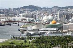 """Often described as the San Francisco of Japan, the city occupies verdant hills surrounded by a deep-water bay. For three centuries, Nagasaki was Japan's sole window on the world. The city is also celebrated as the setting for Puccini's opera """"Madame Butterfly."""" Seeing parts of the world with #PrincessCruises #Travel is simply amazing."""