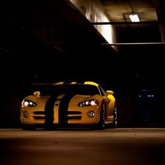 In the shadows - SRT Viper