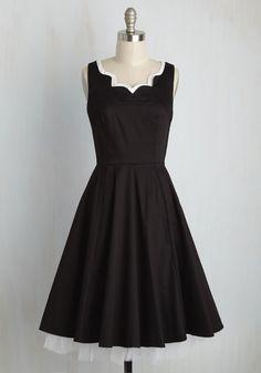 Dresses - Pull Up Your Sock Hop Dress