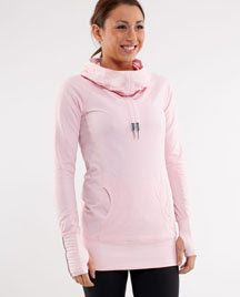 Lululemon Stay on Course Pullover