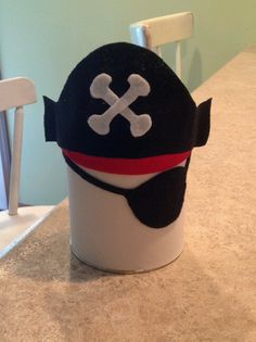 Pirate Birthday, Ideas Para Fiestas, Felt Patterns, Toilet Paper Roll, Quiet Books, Felt Diy, Magic Kingdom, Event Decor, Piggy Bank