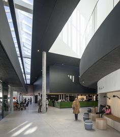 schmidt hammer lassen architects, Adam Mørk · Vendsyssel Theatre