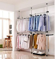 relax 112 w closet system in 2018 spare room pinterest bedrooms open closets and room. Black Bedroom Furniture Sets. Home Design Ideas