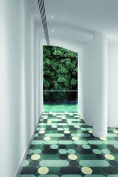 the cementiles designed by india mahdavi for bisazza won the EDIDA2016 award
