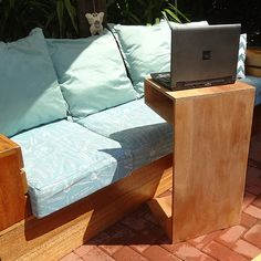 Made from 16mm marine plywood (with meranti veneer) this 3-in-1 table is quick and easy to make if you have all your boards cut to size and assemble using a biscuit joiner. - See more at: http://www.home-dzine.co.za/diy/diy-three-in-one-table.html#sthash.fqbX2JVX.dpuf