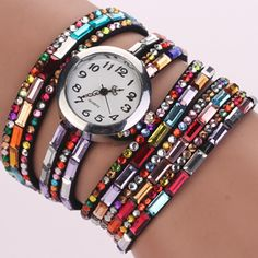Cheap Buy Directly from China 2014 New women vintage leather strap watches,set auger angel wings rivet bracelet women dress watch wristwatch HOT Silver Accessories, Women Accessories, Women's Dress Watches, Wrist Watches, Women Jewelry, Fashion Jewelry, Stylish Watches, Vintage Leather, Fashion Watches