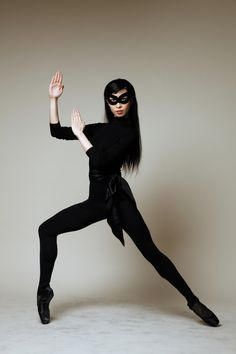 Ye Fei-fei, of Hong Kong Ballet (photo by Almond Chu)