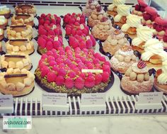 Paris Travel Tips- how to get there, what to do, how to get around, where to stay, and more!  Paris Angelina Desserts on andivance.com