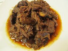 Crock Pot Beef Bourguignon Recipe--Oh My!