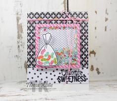 Your Next Stamp:   Celebrate Sweetness stamp set #yournextstamp