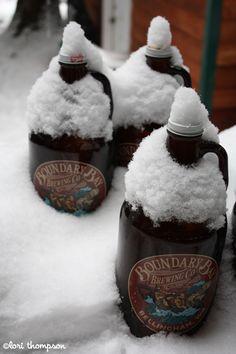 Bearded brews... Bellingham, Washington