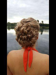 Formal hairdo Formal Hairdos, Image, Fashion, Moda, Fasion, Trendy Fashion, La Mode